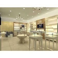 Jewellery Shop Interior Design Image