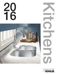 kitchen sink material choices kohler uk kitchen sinks and taps 2016 by kohler uk issuu