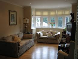 Bay Window Roller Blinds Roman Blinds Changing Curtains Highgate North London