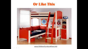 bunk beds for kids quick u0026 easy do it yourself plans youtube