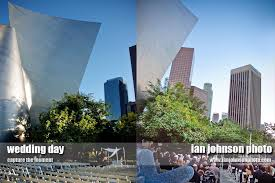 Wedding Venues Los Angeles Rooftop Wedding Venues Walt Disney Concert Hall Photos Los