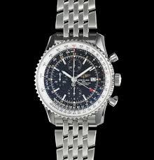 breitling steel bracelet images Breitling navitimer world watch review gif