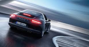 porsche 911 targa 2015 by design the 911 targa 4 models