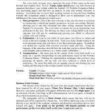 mla format cover letter best template collection mla examples