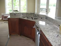 Natural Cherry Shaker Kitchen Cabinets Cherry Kitchen Cabinets With Granite Pictures Best For 2017