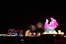 taiwan lantern festival time for celebration taiwan tourism events