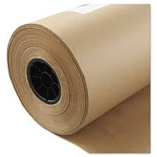 boardwalk kraft paper 18 in x 900 ft brown walmart com