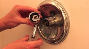 replace upgrade your shower and bath handle youtube