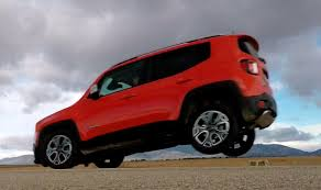jeep renegade problems jeep renegade may possess flamboyant braking issue the