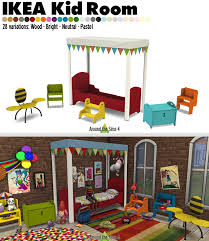chambre d enfant ikea around the sims 4 custom content objects ikea kid