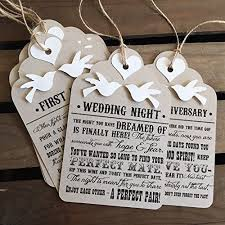 bridal shower wine basket bridal shower wine tags basket of firsts set of 6