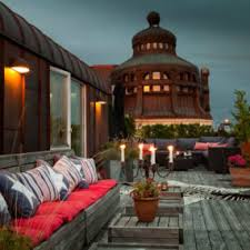 Rooftop Patio Design Patio Designs Ideas Trendir