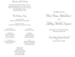 catholic wedding program cover catholic wedding programs for a non mass ceremony becoming a