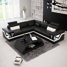 canapé de luxe design canapé d angle design en cuir véritable tosca l lit convertible