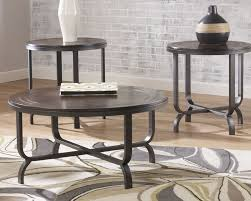 round wood and metal side table excellent coffee table amazing gold metal modern within round wood
