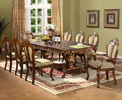 Carved Dining Table And Chairs Extendable Classic Wood Carving Dining Table Chair Set Md13d27