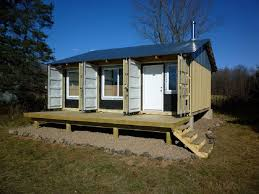 recommended prefab shipping container homes