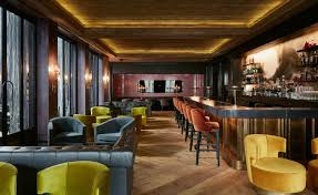 color design hotel 9 color trends every luxury hotel restaurant is following in 2017