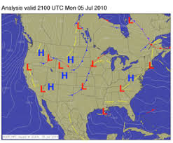 us weather map cold fronts a road trip through a fair weather cold front ucar