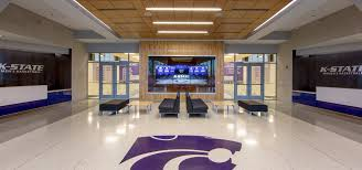 Training Center Interior Design Kansas State Basketball Training Facility Populous