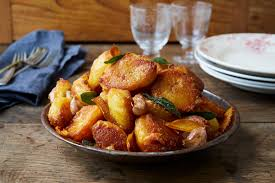 how to make perfect roast potatoes u2013 jamie oliver features
