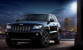 blacked out jeep jeep gets high releases altitude edition grand cherokee compass