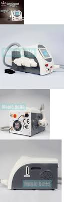 gentle q switch nd yag laser removal machine price