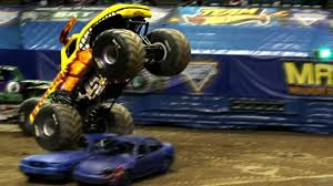 monster truck show houston texas monster jam to provide action packed show at nrg stadium abc13 com