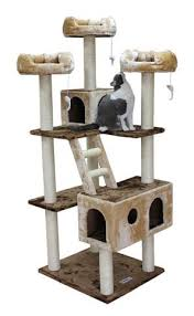 the best cat furniture and cat trees mansions