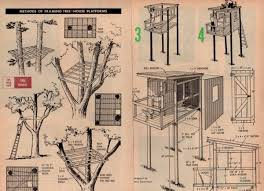 plans for house treehouse plans tree house plans free additinoal purchased with