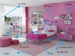 vocabulaire de la chambre ma chambre à coucher liendirect