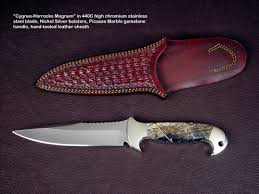 Knife Patterns Knife Anatomy Parts Names By Jay Fisher
