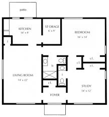 one bedroom cottage floor plans plus contemporary designs and layouts of one bedroom cottages stance