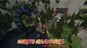 Naruto Map Home Naruto Adventures Enjin What We Do When We Are Not Online