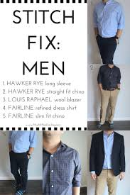 stitch fix men unboxing review much most darling