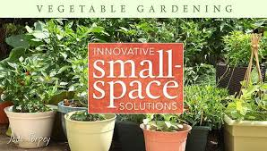 vegetable gardening innovative small space solutions a gardening