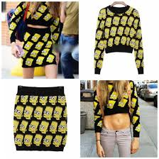 bart sweater sweater bart the simpsons cara delevingne