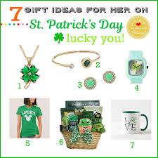 7 lucky st patrick u0027s day gift ideas for her that are practical