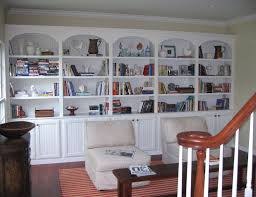 remodelaholic new white book shelves and cabinets