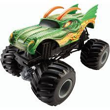 hotwheels monster jam trucks wheels monster jam dragon vehicle
