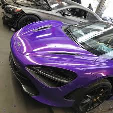 lamborghini dark purple rdb la five star tires full auto center complete collision