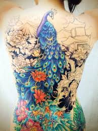 54 absolutely eye catching peacock tattoo designs you u0027ll love to