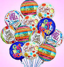 mylar balloon bouquet get well mylar balloon bouquet kremp