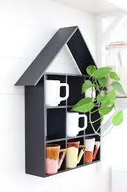house shaped shelf diy u2013 a beautiful mess