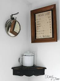 Retro Laundry Room Decor by Bathroom Reveal Knick Of Time