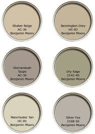 benjamin moore shenandoah taupe her suggestions for neutral