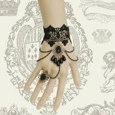 lace accessories buy vintage black lace bracelets 2014 new gloves wedding