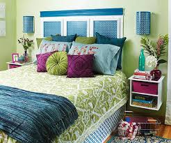 Green Color Schemes For Bedrooms - here u0027s the easiest bedroom color scheme ever