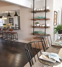 Diy Industrial Dining Room Table Best 25 Industrial Farmhouse Ideas On Pinterest Industrial