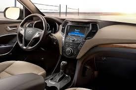 hyundai suv hyundai santa fe interior design automobile